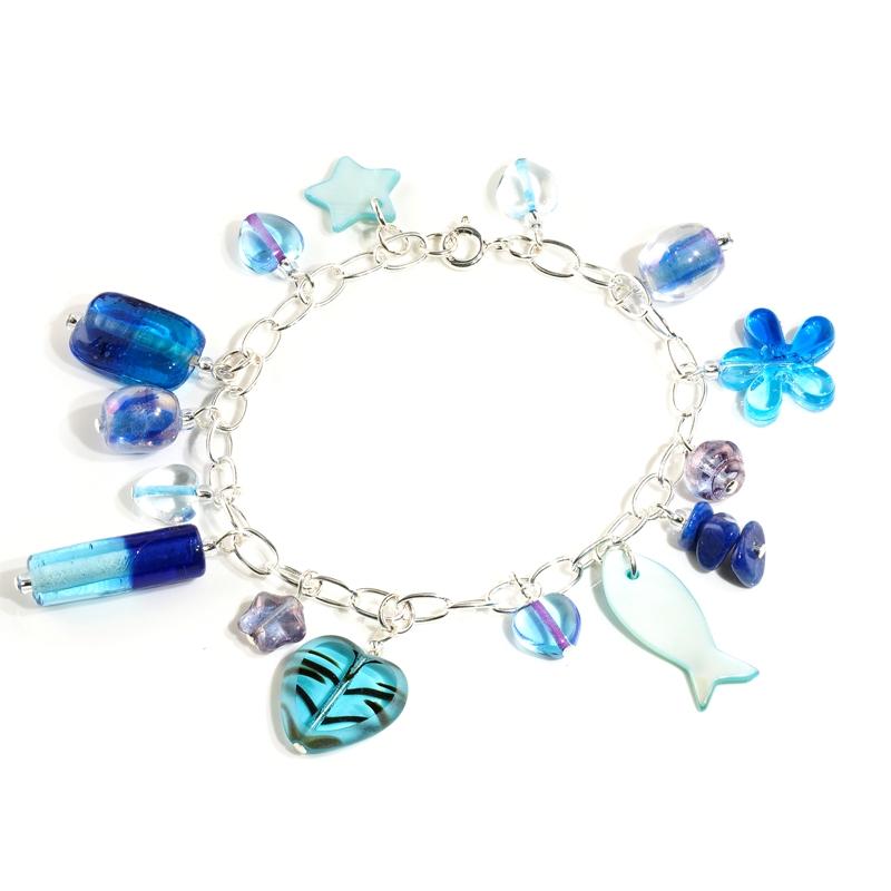 Marine Charm bracelet