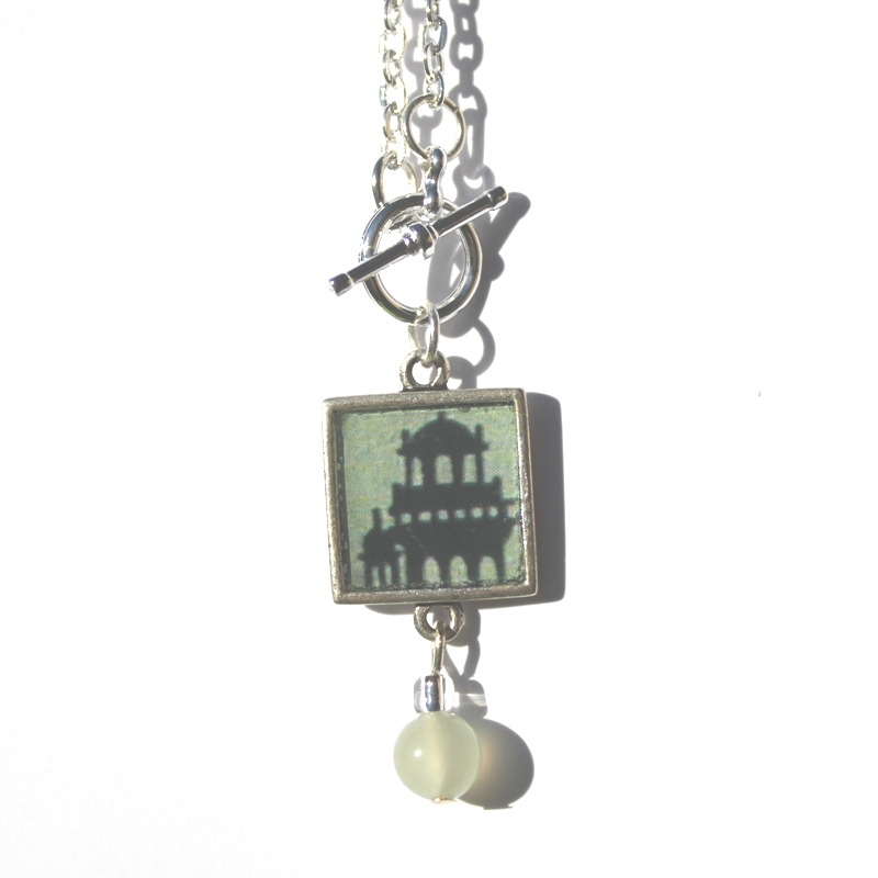 Tower Framed Pendant