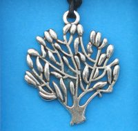 Leafy Tree pendant
