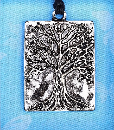 Winter Tree pendant