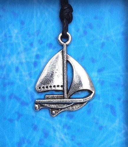 Sailing Boat pendant